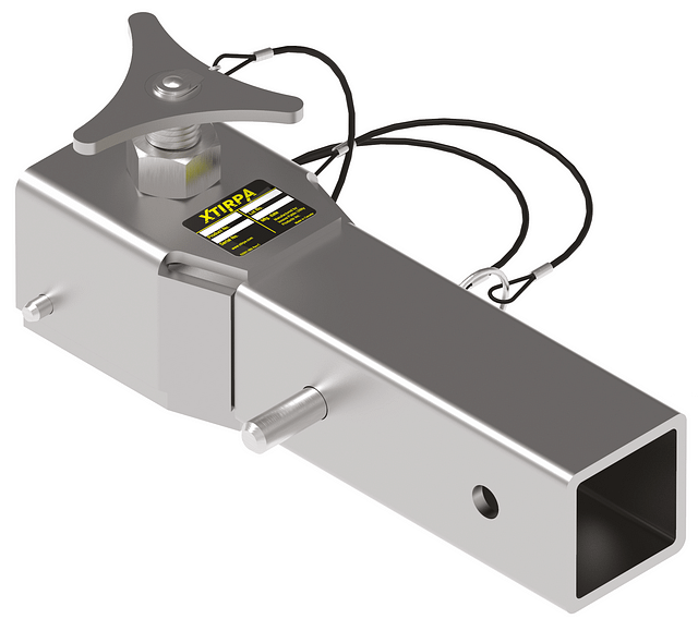 Universal coupling adapter for European vehicles