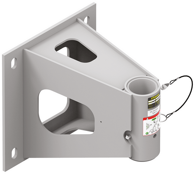 Wall adapter with 356 millimetre offset