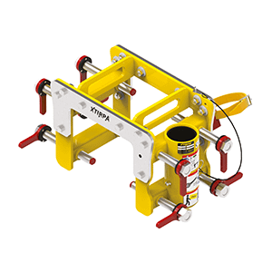 Adjustable adapter for shoring box