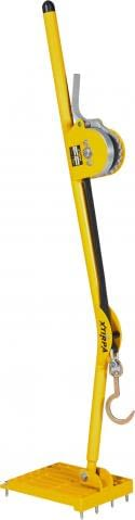 Xtirpa ratcher manhole cover lifter